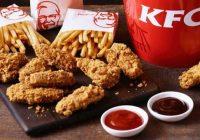 KFC experience survey