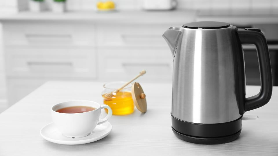 travel tea kettle